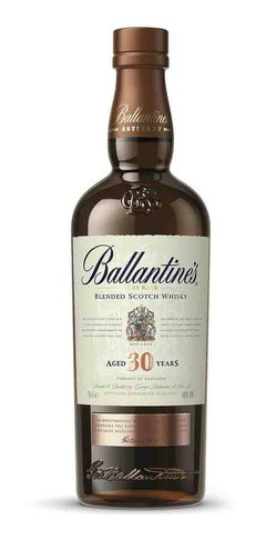 Ballantines 30 Yrs whisky 700ml