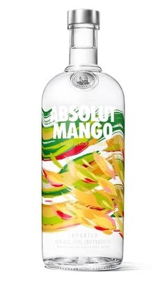 Absolut Mango Vodka 1lt