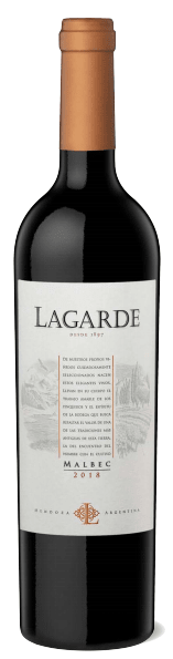 Lagarde Malbec 750ml