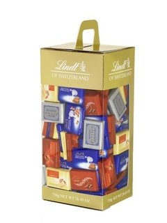 Lindt napolitains 750grs carrier box surtido