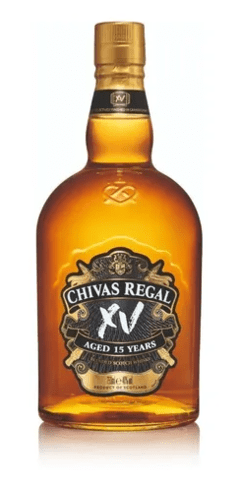 Chivas Regal XV whisky 750ml