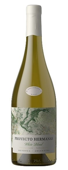 Proyecto Hermanas White Blend 750ml