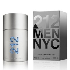 Carolina Herrera 212 Men  EDT 50 ML