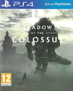 Juego PS4, Shadow Of The Colossus - Remastered