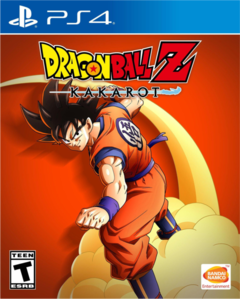 Juego PS4, Dragon Ball Z: Kakarot