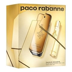 Paco Rabanne One Million Set (EDT 100 ML+20 ML)