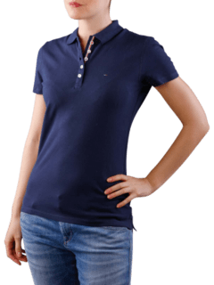 Tommy Jeans Polo de mujer THDW Basic 11 Dress