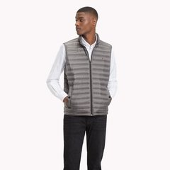 Tommy Hilfiger Chaleco de hombre Light Weight Packable Down Vest