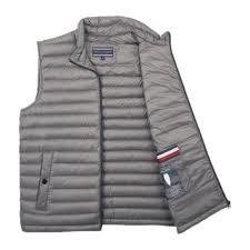 Tommy Hilfiger Chaleco de hombre Light Weight Packable Down Vest - comprar online