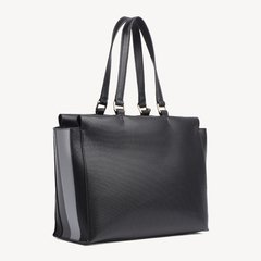 Tommy Hilfiger Cartera Effortless Saffiano EW Tote - comprar online