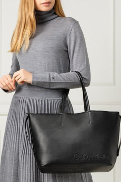 Calvin Klein Cartera Attached Shopper - tienda online