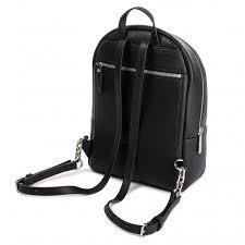 Tommy Hilfiger, Mini mochila TH Core - Negra - comprar online