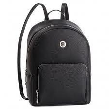Tommy Hilfiger, Mini mochila TH Core - Negra