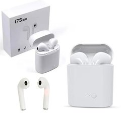 OneBox, Auricular Bluetooth Earbuds TWS 17S Blanco