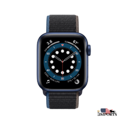 Apple Watch Series 6 - Caixa Azul - Sport Loop