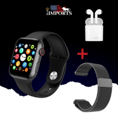 Smartwatch iwo (T500) - Boss Imports: Produtos Apple, Smartwatch, Minoxidil e Boutique de luxo.