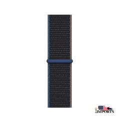 Apple Watch Series 6 - Caixa Azul - Sport Loop na internet