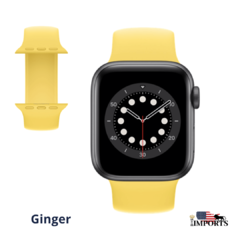 Apple Watch Series SE - Caixa Cinza Espacial - Solo Loop - loja online