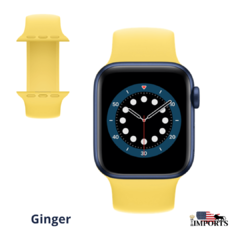 Apple Watch Series 6 - Caixa Azul - Solo Loop - Boss Imports: Produtos Apple, Smartwatch, Minoxidil e Boutique de luxo.