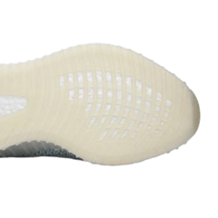 Adidas Yeezy Boost 350 V2 Cloud White (Non-Reflective) na internet
