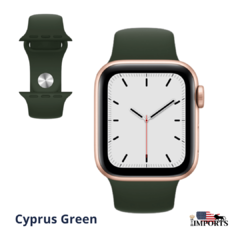 Apple Watch Series SE - Caixa Dourada - Sport Band - Boss Imports: Produtos Apple, Smartwatch, Minoxidil e Boutique de luxo.
