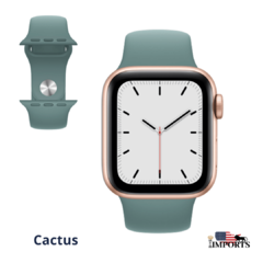 Apple Watch Series SE - Caixa Dourada - Sport Band na internet