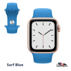 Apple Watch Series SE - Caixa Dourada - Sport Band - loja online