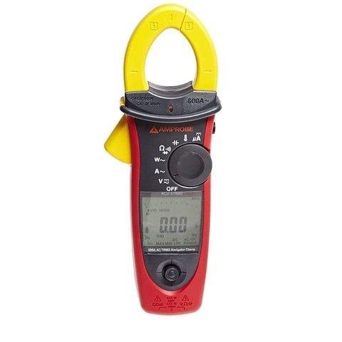 Amprobe AMP-220 600A AC Medidor de Abrazadera DC TRMS