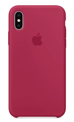 Silicone case cherry