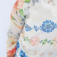 BLUSA ESTAMPADA m5 - D1 Look