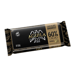 Chocolate Aguila 60% cacao x 150 grs