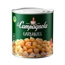 Garbanzos en lata Arcor x 350 grs
