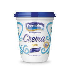 Crema doble Tremblay x 360cc