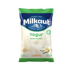 Yogur bebible descremado vainilla x 1 lt