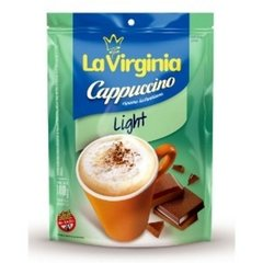 Cappuccino light La Virginia x 100 grs