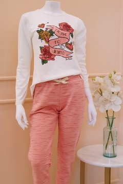 Pijama So Fighter Art.11508 - So Pink en internet