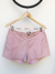 Short Rosa Pastel Old Navy