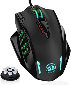 MOUSE GAMER REDRAGON M908 IMPACT - comprar online