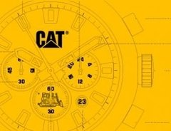 Reloj Cat  Icon Ys.140.11.131 AGENTE OFICIAL CATERPILLAR en internet