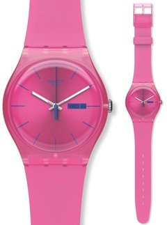 Reloj Swatch New Gent Pink Rebel Suop700