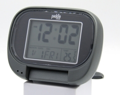 Reloj Despertador Digital Paddle Watch P90003 Luz Temperatura Calendario (121041) - Chiarezza