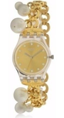 Reloj Swatch Dama Lk363g Charming Delight Ag. Oficial