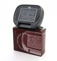 Reloj Despertador Digital Paddle Watch P90003 Luz Temperatura Calendario (121041) - comprar online