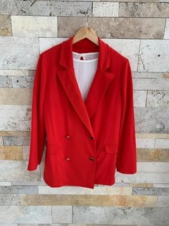 Blazer Agatha Red