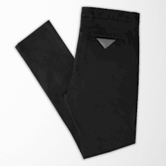 Chino TORONTO Slim fit Negro - Mr Otto