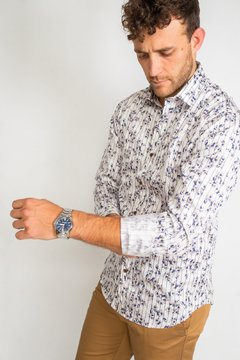 Camisa HANS Slim Fit Blanco