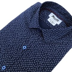 Camisa MATTHEW Slim Fit Azul
