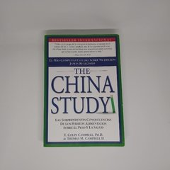 Libro - The China Study - T. Colín Campbell, PH.D. y Thomas M. Campbell II