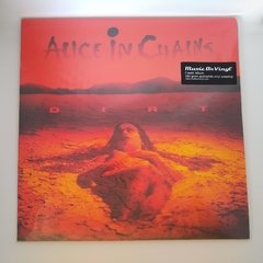 Vinilo - Alice In Chains - Dirt (180 Grs, E.u.)