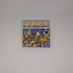 Cd Doble + Dvd - The Dave Brubeck Quartet - Time Out
